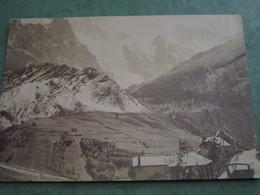 Le Village De LA GRAVE En 1892 - Autres Communes