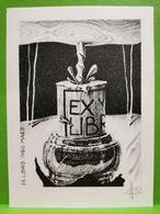 Ex-libris, Theo Maes - Exlibris