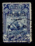 ! ! Congo - 1913 Vasco Gama On Macau 5 C - Af. 87 - Used - Congo Portugais