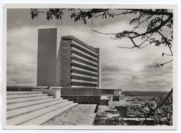 LIBERIA - DUCOR PALACE HOTEL MONROVIA / THEMATIC STAMPS-ANNIVERSARY JOSEPH J.ROBERTS-1961 - Liberia