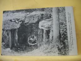 60 8093 CPA - 60 Ve CONGRES PREHISTORIQUE DE FRANCE. BEAUVAIS 1909. DOLMEN DE LA BELLE HAYE OU BELLEE (ENTREE) - France