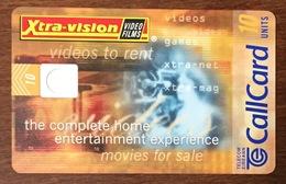 IRLANDE EIREANN TELECOM XTRA VISION AU RECTO VERSO VISUEL ALLEMAGNE SANS PUCE PHONECARD PAS TELECARTE CARD - Ierland
