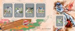 Guinea, 2014. [gu14623] Sports, Cricket (s\s+block) - Cricket