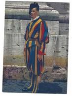 6693 - CITTA' DEL VATICANO GUARDIA SVIZZERA 1960 CIRCA - Vatican