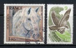 France 1978 Nature Protection FU - Francia