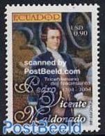 Ecuador 2004 Vicente Maldonado 1v, (Mint NH), Stamps - Ecuador