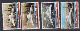 NOUVELLES HEBRIDES            N° YVERT    527/530  NEUF SANS CHARNIERES     ( Nsch 02/ 26 ) - French Legend