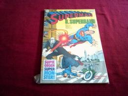 SUPERMAN  8 SUPERBAND   (1977) - Magazines