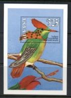 Guyana 1993 Bird, Tufted Coquettes MS MUH - Guyana (1966-...)