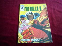 PATRULLA H  VOL 3 N° 31  I GUERRA PSIQUICA - Books, Magazines, Comics
