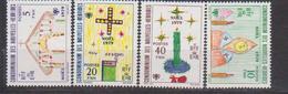 NOUVELLES HEBRIDES            N° YVERT    567/570 NEUF SANS CHARNIERES     ( Nsch 02/ 26 ) - French Legend