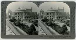 Ukraine ~ ODESSA ~ Opera House Stereoview 20444 674d - Stereoscoop