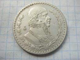 Mexico , 1 Peso 1962 - Mexico