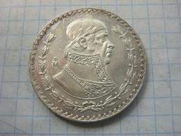 Mexico , 1 Peso 1966 - Mexico