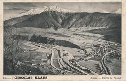 Suisse - BRIGUE - Entrée Du Tunnel - VS Valais