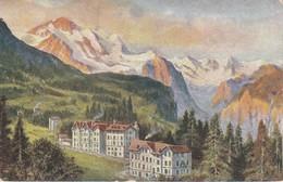 Suisse - LA JUNGFRAU - VS Valais