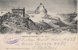 Suisse - GORNERGRAT - Sommet Du Gornergrat - VS Valais