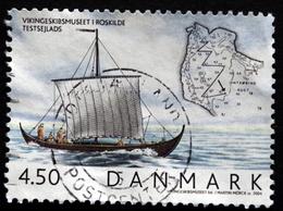 Denmark 2004 Wikingerschiffsmuseum Roskilde  MiNr.1377  (O) ( Lot L 3080 ) - Oblitérés