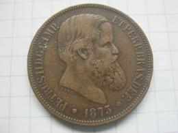 Brasil , 40 Reis 1873 - Brésil