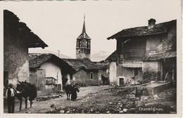 Suisse - CHERMIGNON - L' Eglise - VS Valais