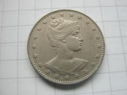 Brasil , 100 Reis 1901 - Brésil