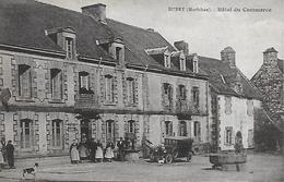 Carte Postale - BUBRY (56) - Hôtel Du Commerce - 1929 - Canton De Guidel - - Guidel
