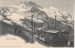 Suisse - JUNGFRAUBAHN - Zug Und Jungfrau - BE Berne