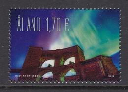 ALAND 2019 Aurora Borealis - Northern Lights - Climat & Météorologie