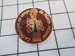 516A Pin's Pins / Beau Et Rare / THEME : MUSIQUE / LA MUSIQUE AU TEMPS DE MARIN MARAIS Marrant ! - Musique