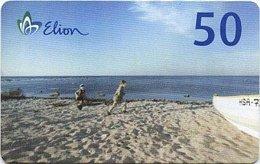 Estonia Phonecard ELION E021 ( LOOK CARD BACKSIDE ) - Estonie