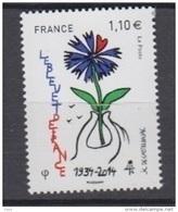 2014-N°4907** BLEUET DE FRANCE - Neufs