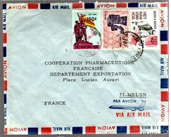32549 - De SAIGON Pour La France - Viêt-Nam