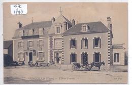 SERMIZELLES- L HOTEL FOURREY - Autres Communes