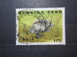 "VEND BEAU TIMBRE DU BURKINA FASO N° 1002Z , OBLITERATION "" KOUDOUGOU "" !!! - Burkina Faso (1984-...)"