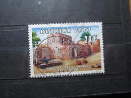 "VEND BEAU TIMBRE DU BURKINA FASO N° 931C , OBLITERATION "" OUAGADOUGOU "" !!! - Burkina Faso (1984-...)"