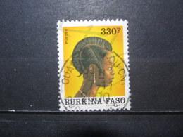 "VEND BEAU TIMBRE DU BURKINA FASO N° 878 , OBLITERATION "" OUAGADOUGOU "" !!! - Burkina Faso (1984-...)"