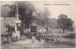 Dépt 37 - MOUZAY - La Ferme De Faireau - Animée - Andere Gemeenten