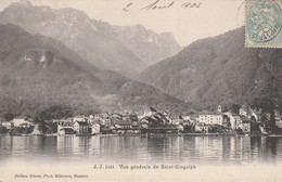 Suisse - SAINT GINGOLPH - Vue Générale De Saint Gingolph - VS Valais