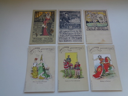 Lot De 60 Cartes Postales De Belgique  Bruges     Lot Van 60 Postkaarten Van België  Brugge - 60 Scans - Cartes Postales