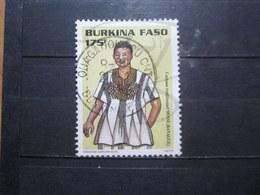 "VEND BEAU TIMBRE DU BURKINA FASO N° 1002AL , OBLITERATION "" OUAGADOUGOU "" !!! - Burkina Faso (1984-...)"