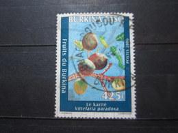 "VEND BEAU TIMBRE DU BURKINA FASO N° 1235 , OBLITERATION "" OUAGADOUGOU "" !!! - Burkina Faso (1984-...)"