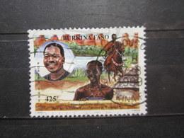 "VEND BEAU TIMBRE DU BURKINA FASO N° 1114C , OBLITERATION "" OUAGADOUGOU "" !!! (b) - Burkina Faso (1984-...)"