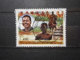 "VEND BEAU TIMBRE DU BURKINA FASO N° 1114C , OBLITERATION "" OUAGADOUGOU "" !!! (a) - Burkina Faso (1984-...)"