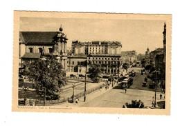 GG 1941: AK Warschau, Krakauervorstadt - Besetzungen 1938-45