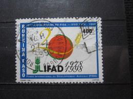 "VEND BEAU TIMBRE DU BURKINA FASO N° 1051B , OBLITERATION "" OUAGADOUGOU-AEROPORT "" !!! - Burkina Faso (1984-...)"