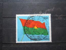 "VEND BEAU TIMBRE DE POSTE AERIENNE DU BURKINA FASO N° 28 , OBLITERATION "" OUAGADOUGOU "" !!! - Burkina Faso (1984-...)"