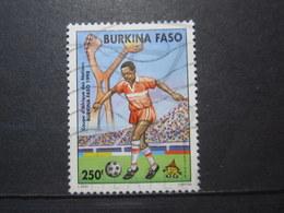 VEND BEAU TIMBRE DU BURKINA FASO N° 1002AH !!! - Burkina Faso (1984-...)