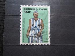 VEND BEAU TIMBRE DU BURKINA FASO N° 1002AN !!! - Burkina Faso (1984-...)