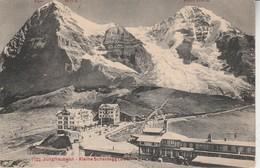 Suisse - LAUTERBRUNNEN - Jungfraubahn - Keine Scheidegg - BE Berne