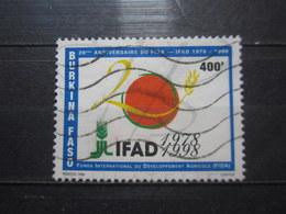 VEND BEAU TIMBRE DU BURKINA FASO N° 1051B !!! - Burkina Faso (1984-...)
